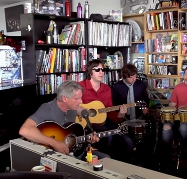 Paul Weller Tiny Desk Concert, Weller Wednesday
