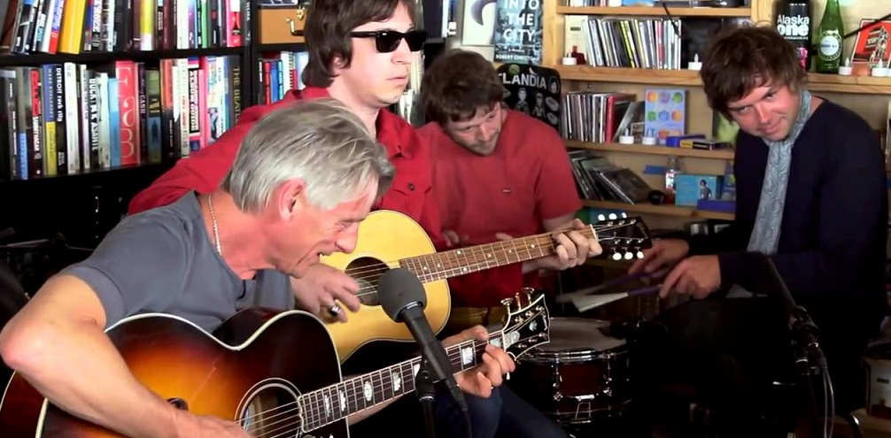 Paul Weller Tiny Desk NPR, Weller Wednesday