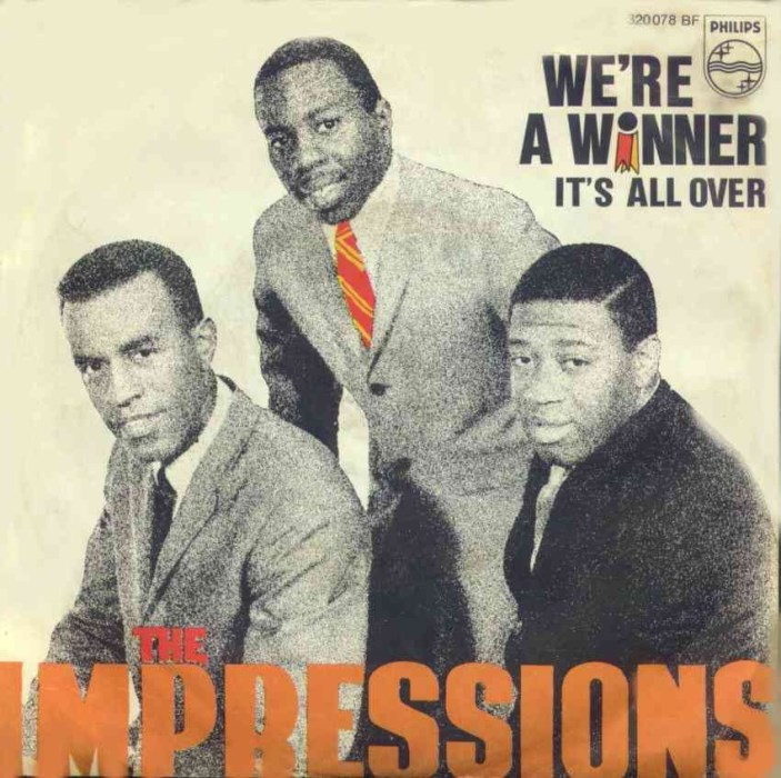 The Impressions We're a Winner, Northern Soul Monday, Best of Northern Soul Music