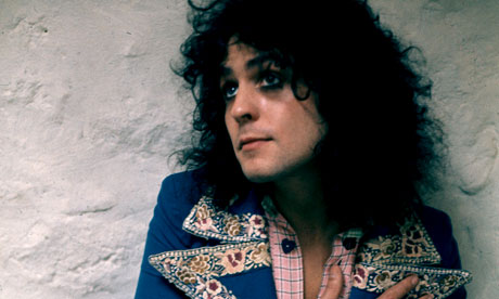 Marc Bolan T. Rex, Top 5, Top 5 Music Obsessions