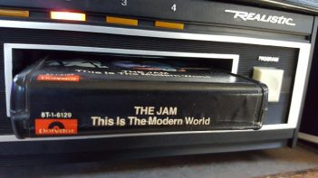 The Jam This Is The Modern World, 8-Track Throwback Thursday