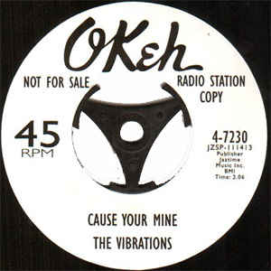 Cause You're Mine The Vibrations, Northern Soul Monday, Best of Northern Soul Music