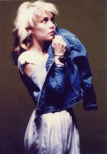 Debbie Harry, Wordless Wednesday