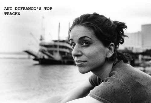 AnI DiFranco's Top Tracks, Female Friday, Women In Music