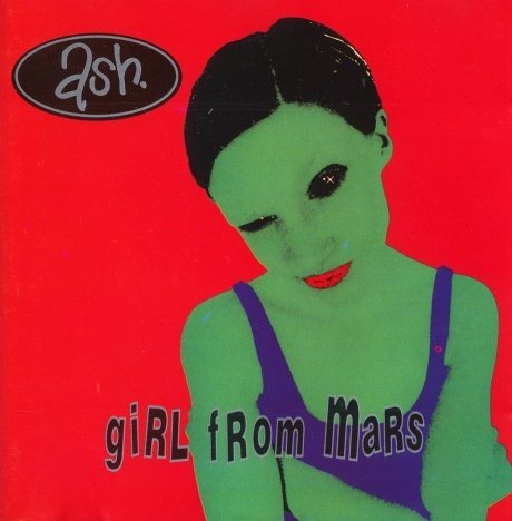 Girl From Mars Ash, Britpop Tuesday, Best of Britpop Music