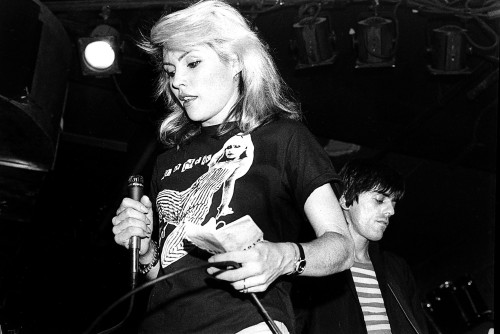 Debbie Harry and Blondie, Top 10, Top 10 Tuesday