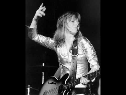 Suzi Quatro, 8-Track Throwback Thursday