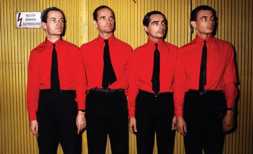 Kraftwerk, Top 5, Top 5 Music Obsessions of the Day