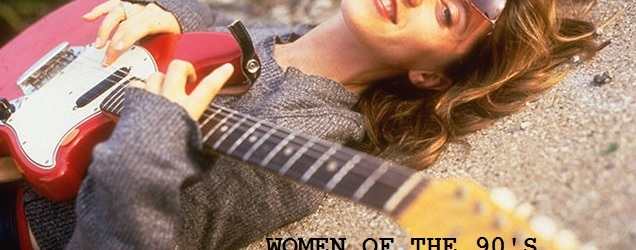 Liz Phair, Female Friday, Women of the 90's Playlist