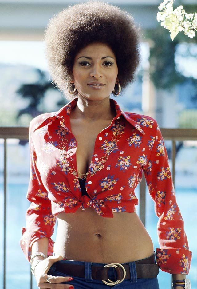Pam Grier, Throwback Thursday, Throwback Thursday Playlist