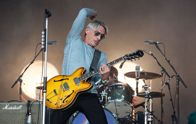 Paul Weller, Top 5, Top 5 Music Obsessions of the Day