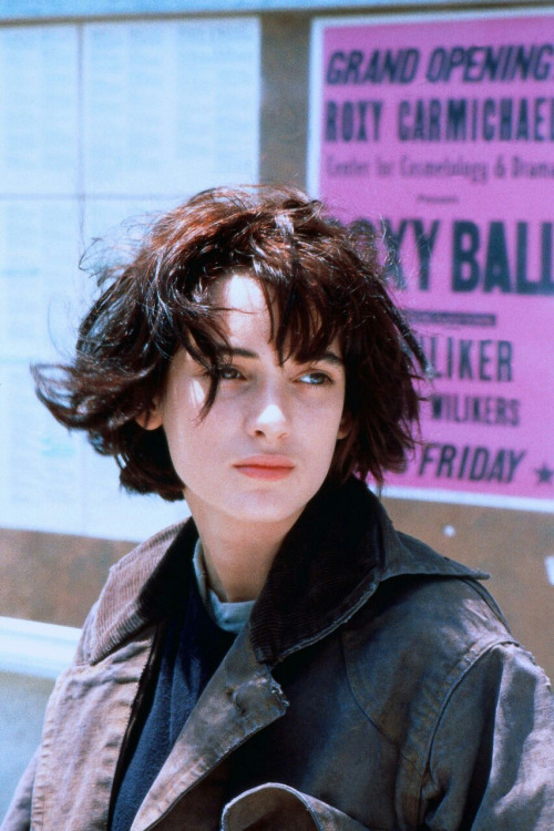 Winona Ryder, Wordless Wednesday