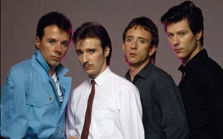 Ultravox, Top 5, Top 5 Music Obsessions of the Day