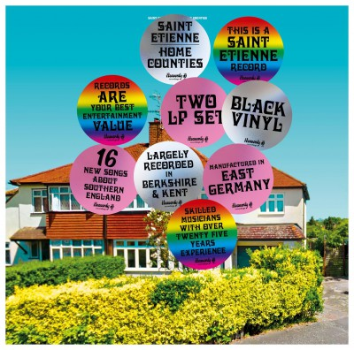 Saint Etienne Home Counties, New Release Friday, Top 5 New Releases