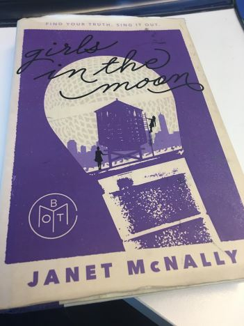 Girls in the Moon Janet McNally, Book Review