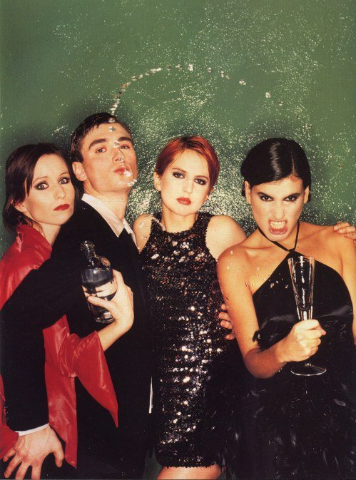 Best Britpop Music Tuesday Elastica Stutter band