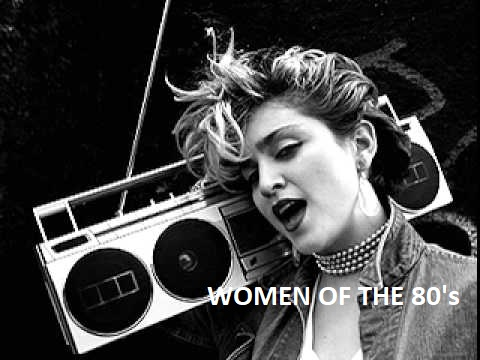 Female Friday Women of the 80's
