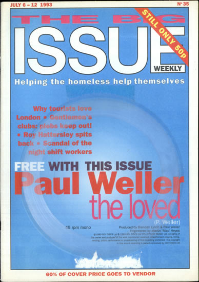 Weller Wednesday The Loved Paul Weller The Big Issue