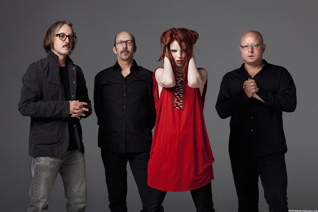 Garbage Top 20 Bands Music Listography 10