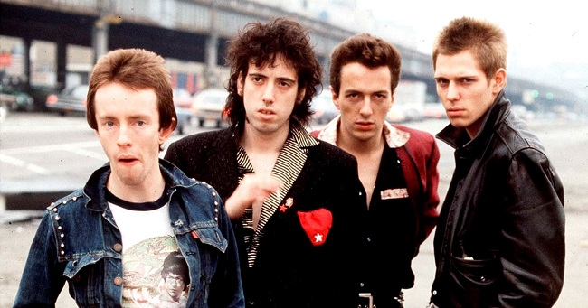 The Clash Top 20 Bands Music Listography 11