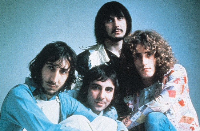 The Who Top 20 Bands Music Listography 12