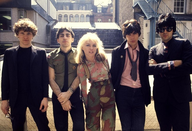Blondie Top 20 Bands Music Listography 16
