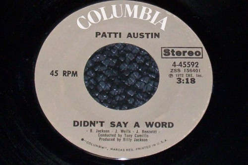 Northern Soul Monday Didnt Say a Word Austin