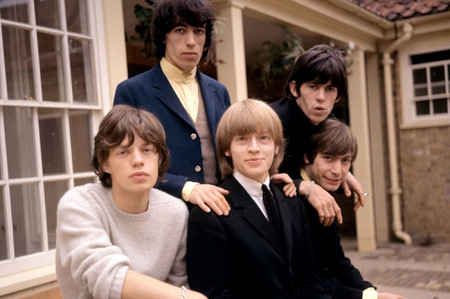 The Rolling Stones Top 20 Bands Music Listography 3