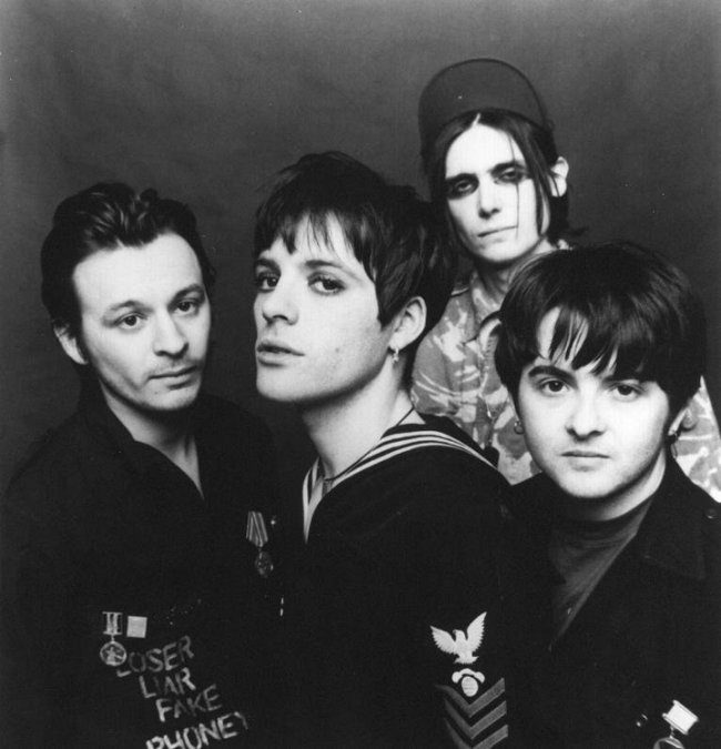 Manic Street Preachers for Britpop Tuesday
