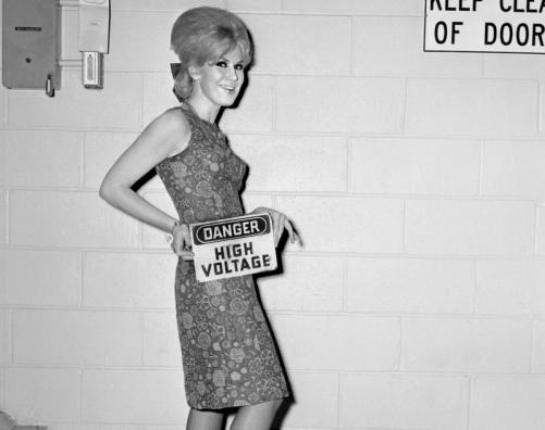 Top 5 Music Obsessions Dusty Springfield High Voltage