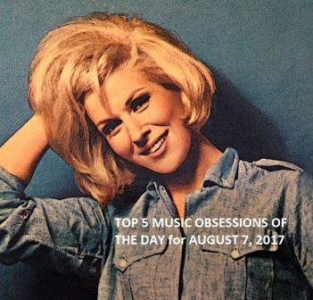 Top 5 Music Obsessions Dusty Springfield