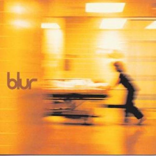 Blur Self Titled Quintessential Albums Cover Art