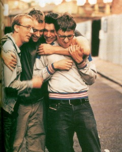 Blur Self-Titled Quintessential Albums Band