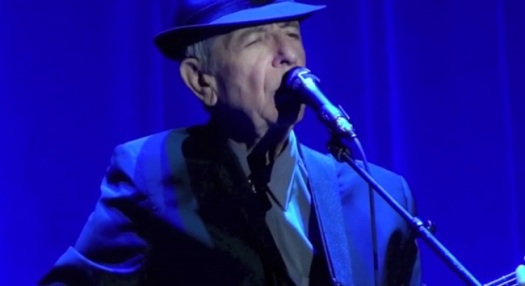 Famous Blue Raincoat Live Leonard Cohen 1,000 Songs