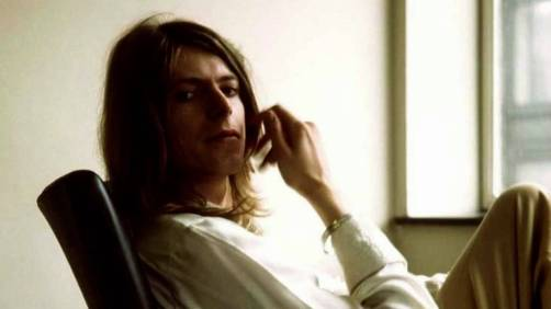 David Bowie Top 5 Music Obsessions