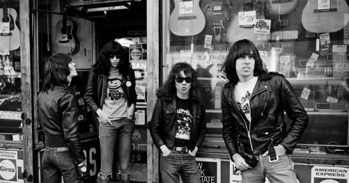 Top 5 Music Obsessions Song 4 Ramones