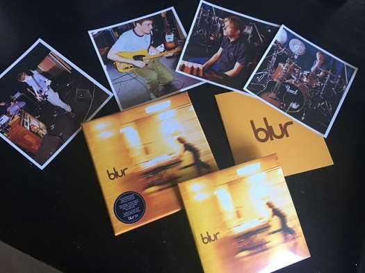 Blur Self-Titled Quintessential Album Blur 21