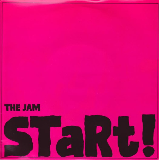 The Jam Start! Weller Wednesday Single