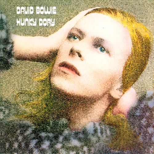 Music Listography Hunky Dory David Bowie