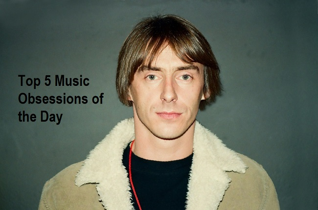Top 5 Music Obsessions of the Day Paul Weller Feature