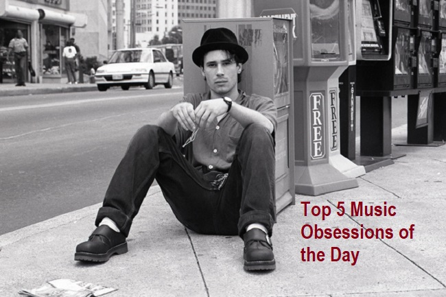 Top 5 Music Obsessions of the Day Jeff Buckley Header