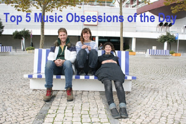 Music Obsessions of the Day This Is The Kit Featured Artist