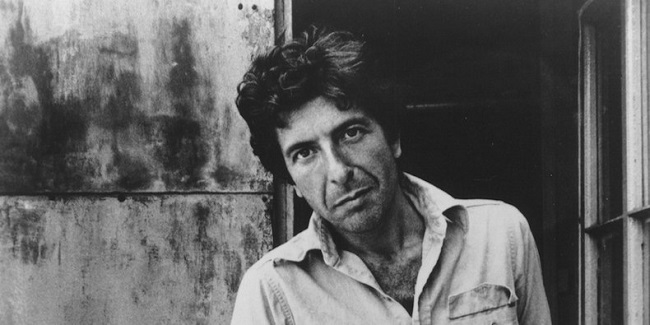 Song of the Day Suzanne Leonard Cohen