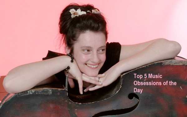 Top 5 Music Obsessions of the Day Holly Golightly Feature Image