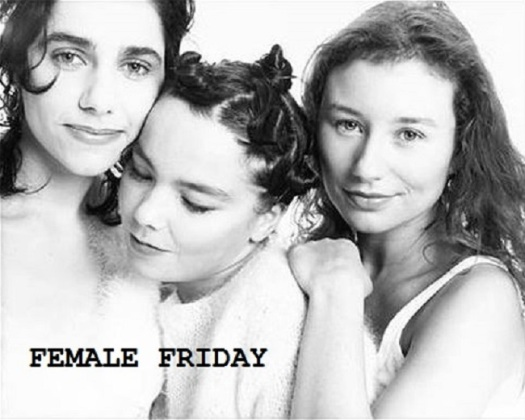 Female Friday Header