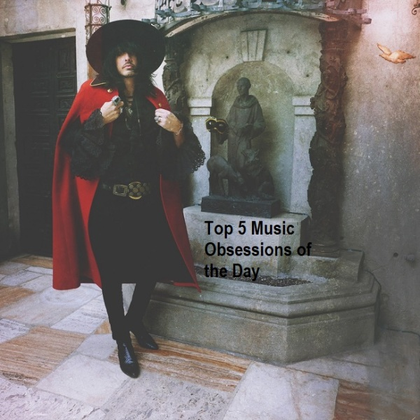 Top 5 Music Obsessions of the Day JD King Eloise Feature