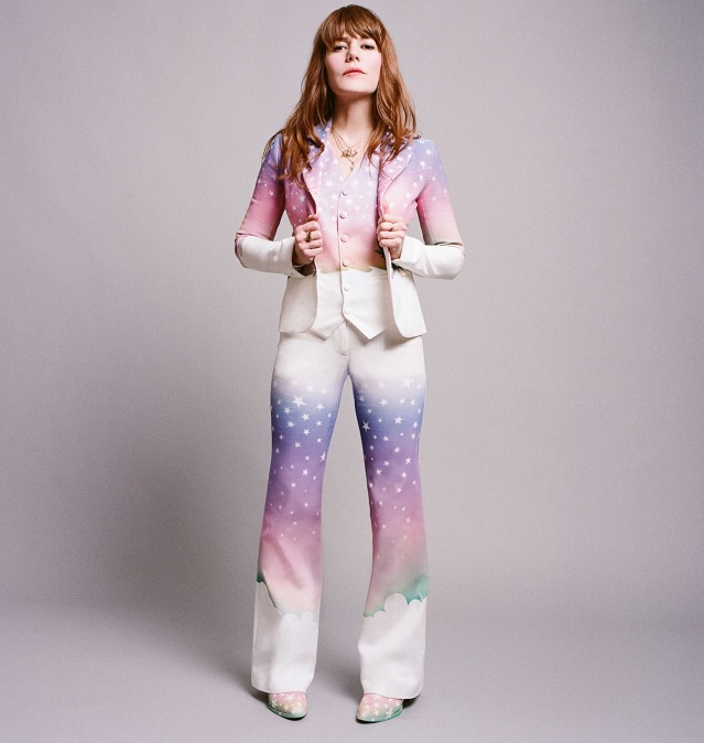Top 5 Music Obsessions of the Day Jenny Lewis The Voyager Song 2