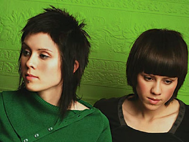 Top 5 Music Obsessions of the Day Tegan And Sara Song 2