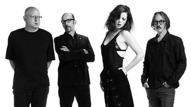 Music Obsessions of the Day Garbage song 3