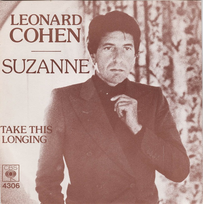 Song of the Day Suzanne Cohen Single